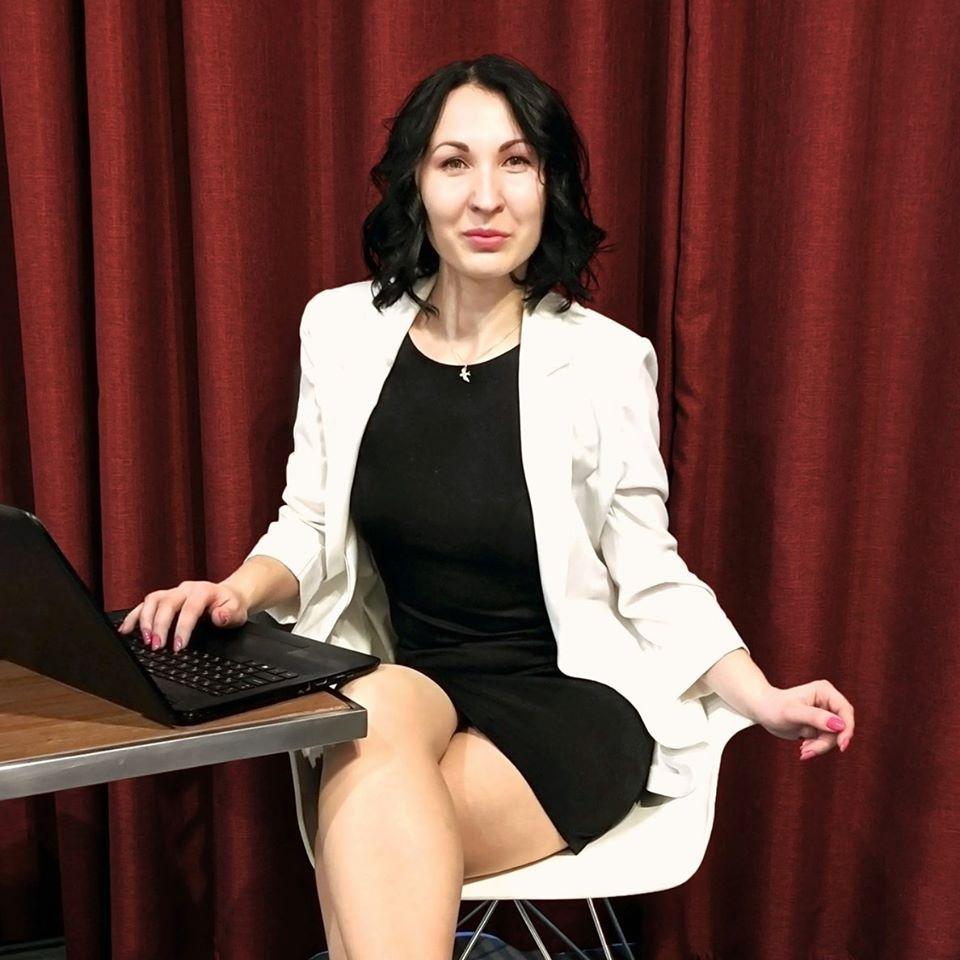 Анастасія Андріївна Коробова - Член українського інституту дослідження щастя